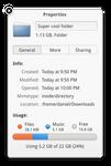 Folder Usage