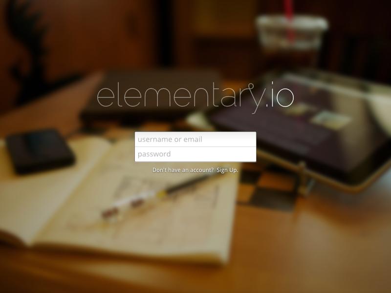 elementary.io by DanRabbit