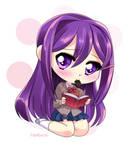 Yuri - Doki Doki Literature Club
