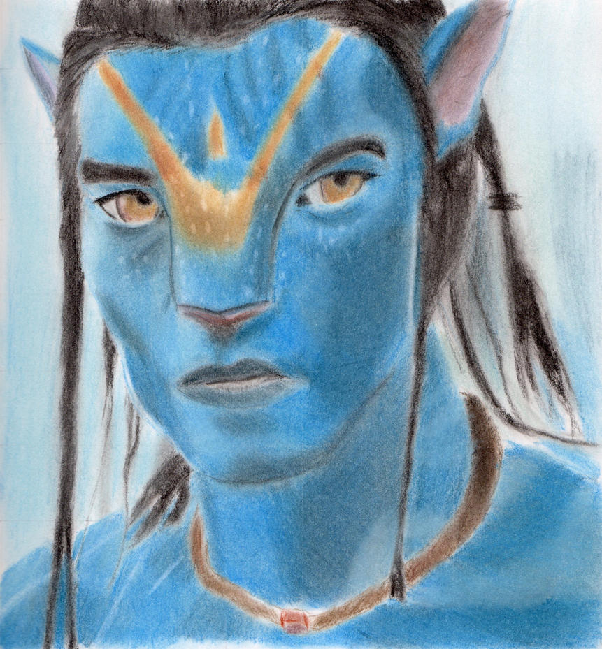 Avatar Jake Sully By Rj700 On DeviantART