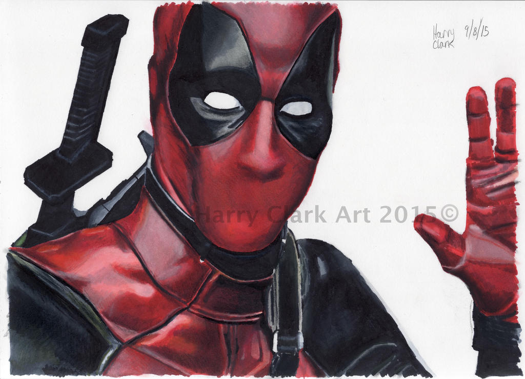 Deadpool by rj700 on DeviantArt