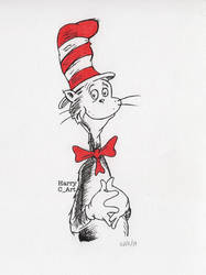 Cat In The Hat by rj700