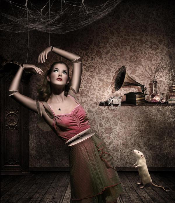 Neta doll by milky78