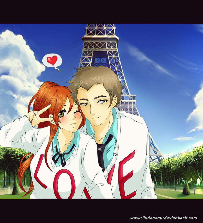 together in paris by lindanany