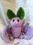 Lavender MLP Fruit Bat