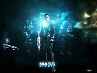 Mass Effect by massivespark
