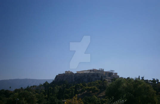 Acropolis of Athens -Greece