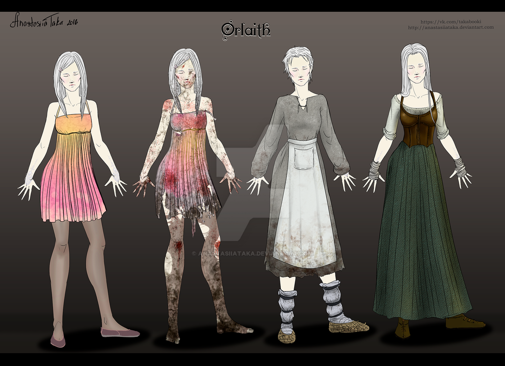 Orlaith concept full by AnastasiiaTaka