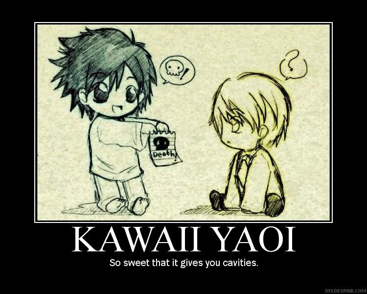 Kawaii yaoi