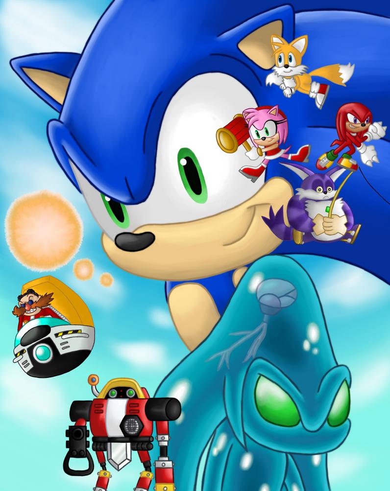 Sonic Ring Major