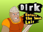 Toontober: Dirk the Daring Super Smash Bros by sergeant16bit