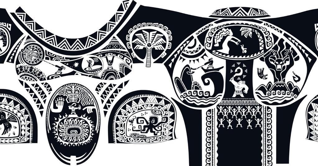 tattoo maui adobe animate moana cosplay by pikkolapungu on deviantart. Black Bedroom Furniture Sets. Home Design Ideas