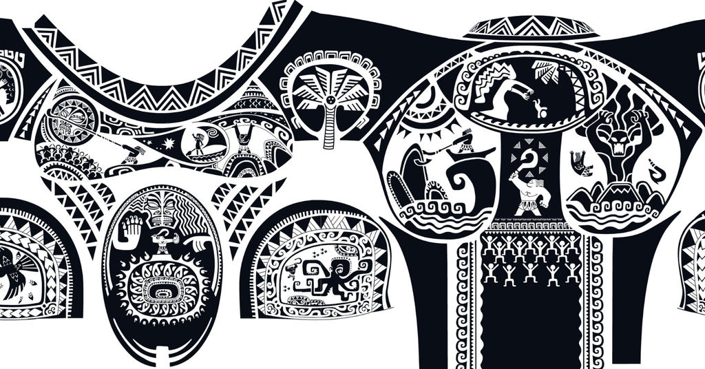 Tattoo Maui Adobe Animate Moana Cosplay By Pikkolapungu On Deviantart
