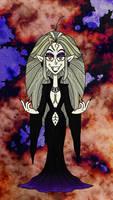 Edalyn Clawthorne As Bierce (Dark Deception)