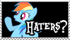 Haters? by danspy1994