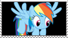 Rainbow Dash Cute by danspy1994