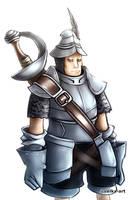 Steiner FF IX by velka