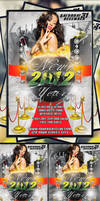 New year flyer 2012
