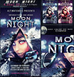 Moon Night flyer