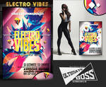 Electro Vibes Flyer