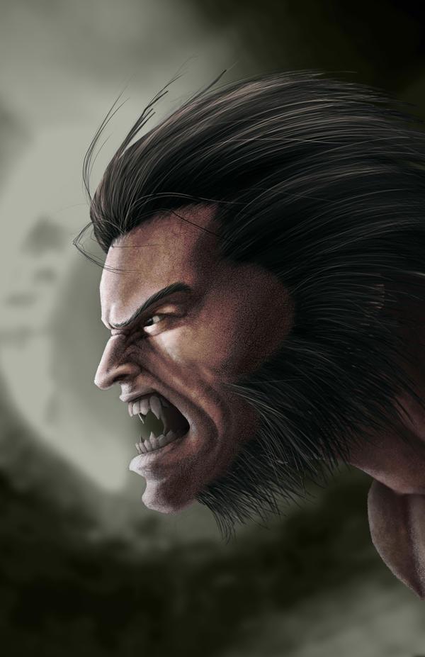 Logan by ikitaina