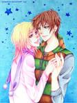 Jasper and Jun - Blue Stars