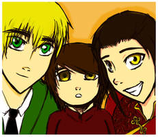 APH: Happy Family by AskShirley56
