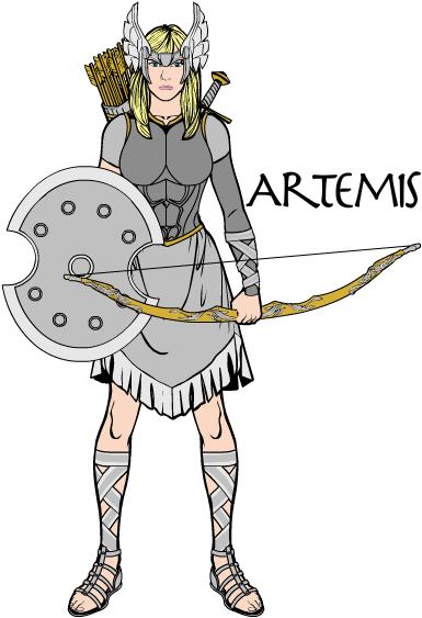 Artemis by AshWintersHM