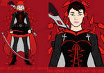 RWBY Redesigns: Ruby Rose