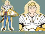 RWBY Redesigns: Jaune Arc