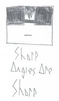 Sharp Angles Are Sharp