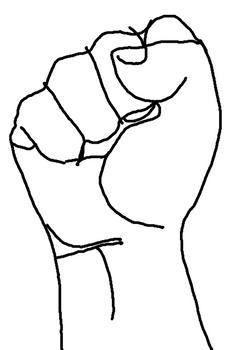 Fist (rough sketch)