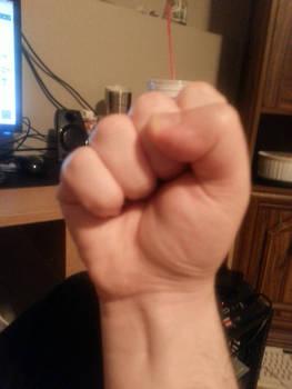 Fist (original photo)