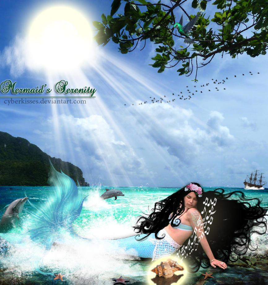 Mermaid's Serenity!... by cyberkisses