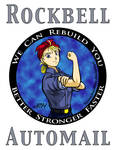 Rockbell Automail by TexasUberAlles