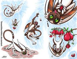 Bug! bugbugbugbugBUG! ...Fruit? by TexasUberAlles