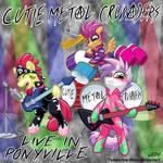 LIVE IN PONYVILLE Album Cover