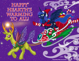 Happy Hearth's Warming To All!