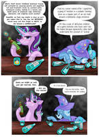 Bottle The Spin by TexasUberAlles