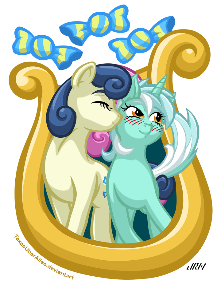 Nothin' Sweeter Than A Smooch From Your Sweetie by TexasUberAlles