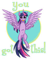 You Got This! Twilight by TexasUberAlles