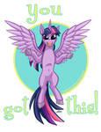 You Got This! Twilight