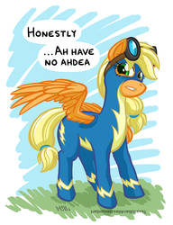 No Ahdea by TexasUberAlles