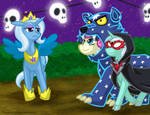 The Royal And Majestic Trixie Is Not Amused