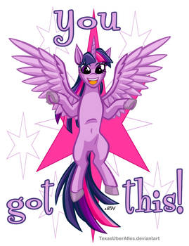 You Got This! Twilight