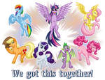 We Got This Together!