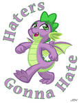 Spike Haters by TexasUberAlles