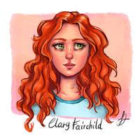 Clary Fairchild by fanny000
