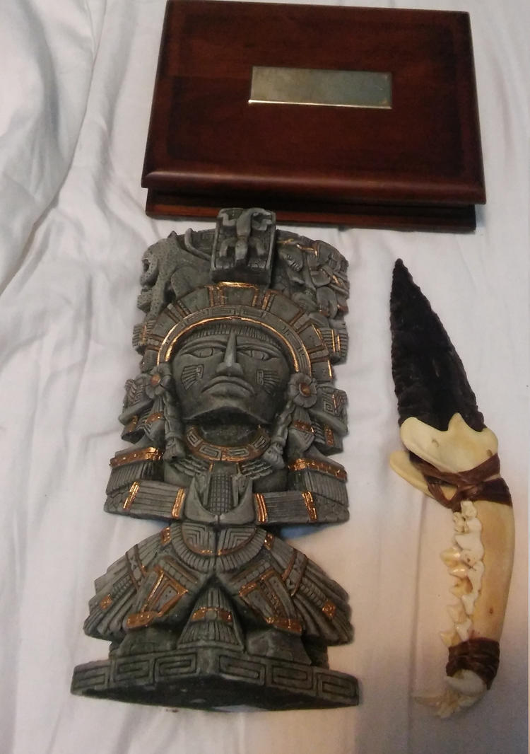 Some of my favorite trinkets by Maximilian-Aurea