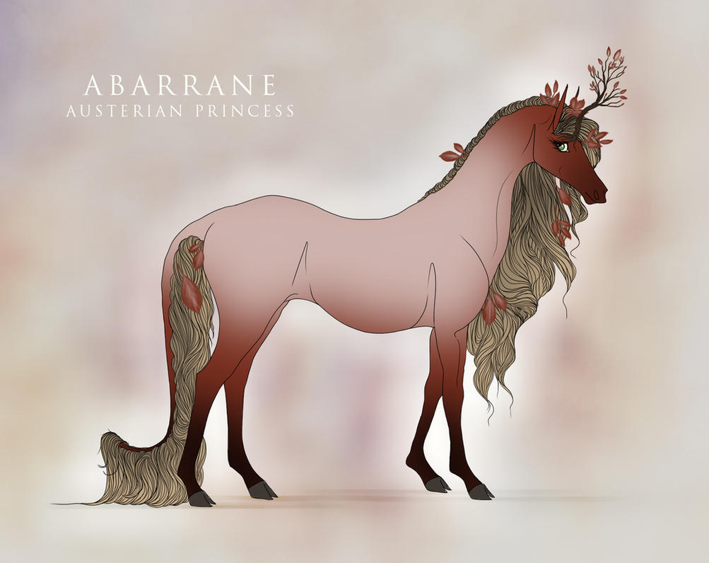 Abarrane | Doe | Princess by jendeelinn